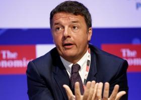 Ματέο Ρέντσι: Η Ευρώπη χρειάζεται αξίες, όχι γραφειοκρατία - Κεντρική Εικόνα