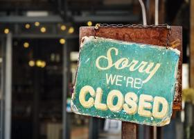 «Επιδημία» λουκέτων στα βρετανκά εστιατόρια - Κεντρική Εικόνα