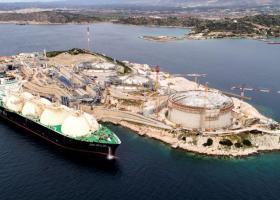 Στη Ρεβυθούσα αύριο το πρώτο φορτίο αμερικανικού LNG με πλοίο του ομίλου Τσάκος - Κεντρική Εικόνα