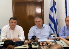 Θεοδωρικάκος: Ενίσχυση στους δήμους που επλήγησαν και αποζημιώσεις - Κεντρική Εικόνα