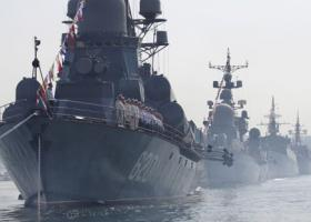 Ρωσικά πλοία απέπλευσαν από τη βάση της Ταρτούς για την ασφάλειά τους - Κεντρική Εικόνα