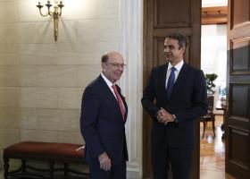 Γουίλμπουρ Ρος: Η κυβέρνηση Μητσοτάκη γνωρίζει τι χρειάζεται η Ελλάδα - Κεντρική Εικόνα
