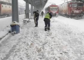 Σφοδρή χιονόπτωση πλήττει τη Ρουμανία - Κεντρική Εικόνα