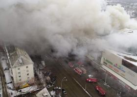 Τραγωδία με τουλάχιστον 64 νεκρούς σε Mall της Σιβηρίας (video) - Κεντρική Εικόνα