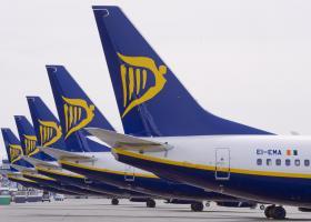 «Γκρίνιες» Ryanair για τις πολύμηνες εργασίες στο αεροδρόμιο «Μακεδονία» - Κεντρική Εικόνα