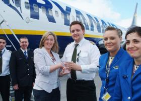Σε συμφωνία με τους Ιρλανδούς πιλότους κατέληξε η Ryanair  - Κεντρική Εικόνα