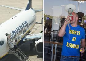 Ιρλανδία: Σε απεργία προχωρούν οι πιλότοι της Ryanair - Κεντρική Εικόνα