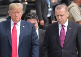 Tραμπ σε Ερντογάν: Παραιτήσου από τους S-400 - Κεντρική Εικόνα
