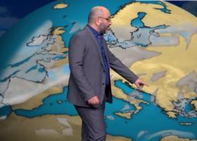 Αρναούτογλου: Πρόβλεψη-έκπληξη για τον καιρό του τριήμερου 28ης Οκτωβρίου (Video) - Κεντρική Εικόνα