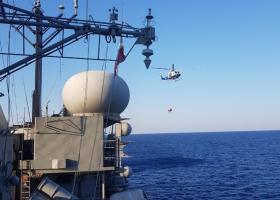 Κοινή άσκηση Έρευνας/Διάσωσης Ελλάδας και Κύπρου - Κεντρική Εικόνα