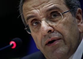 Σαμαράς: Να επαναφέρουμε την Ελλάδα στην ανάπτυξη και την κανονικότητα - Κεντρική Εικόνα
