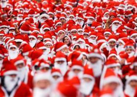 Ο Athens Santa θα... τρέχει αύριο στην Αθήνα - Αποφύγετε το κέντρο, το πρωί - Κεντρική Εικόνα