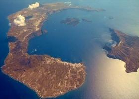 Επιστήμονες προειδοποιούν: Το ηφαίστειο της Σαντορίνης θα εκραγεί ξανά - Κεντρική Εικόνα