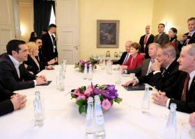 Τι συζήτησαν Τσίπρας - Aμερικανοί γερουσιαστές - Κεντρική Εικόνα