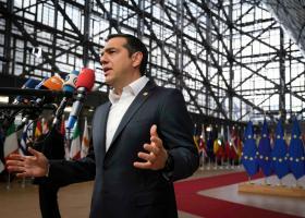 Τσίπρας: Στη Σύνοδο Κορυφής καταγράφηκε μια συντριπτική πλειοψηφία κατά της υποψηφιότητας Βέμπερ - Κεντρική Εικόνα