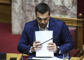 Bloomberg: Γιατί οι Έλληνες στράφηκαν εναντίον του επαναστάτη ηγέτη τους; - Κεντρική Εικόνα