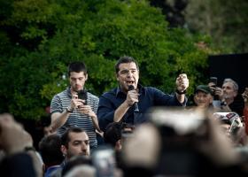 Τσίπρας: Με τους πολλούς ή με τις ελίτ, το δίλημμα των εκλογών - Κεντρική Εικόνα