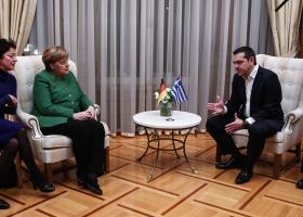Στην Αθήνα η Μέρκελ - «Κλείνει ο δύσκολος κύκλος» στις σχέσεις των δύο χωρών - Κεντρική Εικόνα