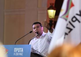 Τσίπρας: Το σχέδιο Μητσοτάκη είναι νέο μνημόνιο - Κεντρική Εικόνα