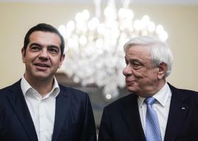 Στον ΠτΔ πάει ο Τσίπρας για διάλυση της Βουλής και προκήρυξη εκλογών - Κεντρική Εικόνα