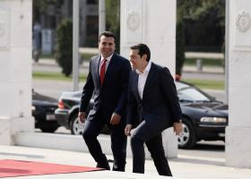 DW: Κεφάλαιο για τις νέες γενιές η συνάντηση Τσίπρα - Ζάεφ - Κεντρική Εικόνα