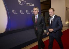 Στα χέρια των πολιτικών της ΠΓΔΜ να αποφασίσουν για τη μελλοντική πορεία, διαμηνύουν ΕΕ - ΝΑΤΟ - Κεντρική Εικόνα