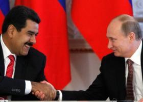 Στη Μόσχα ο Μαδούρο για συνάντηση με τον Πούτιν - Κεντρική Εικόνα