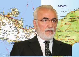 Τι ψάχνει ο Ιβάν Σαββίδης σε Ρόδο και Χανιά - Κεντρική Εικόνα