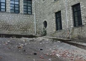 Οι πρώτες εικόνες των ζημιών από το σεισμό στα Γιάννενα - ΦΩΤΟ - Κεντρική Εικόνα