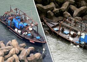 Πλοίο-φάντασμα ξεβράστηκε σε ιαπωνικό νησί - Θρίλερ με δύο κεφάλια και 5 σκελετούς που βρέθηκαν στο αμπάρι! (Photos) - Κεντρική Εικόνα
