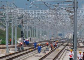 Σπίρτζης: Έως το φθινόπωρο, έτοιμη η σιδηροδρομική γραμμή στον Δομοκό - Κεντρική Εικόνα