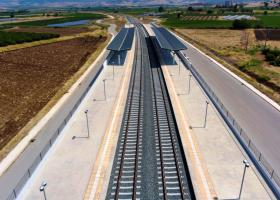 Ενθουσιασμένη η Κρέτσου από την ολοκλήρωση της σιδηροδρομικής γραμμής Λιανοκλάδι - Τιθορέα - Κεντρική Εικόνα