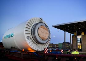 ΕΕ: Κυρώσεις στη Ρωσία για τις τουρμπίνες της Siemens που μεταφέρθηκαν στην Κριμαία - Κεντρική Εικόνα