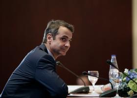 Μητσοτάκης: Θα διαπραγματευτώ χαμηλότερο πλεόνασμα από το 2021 - Κεντρική Εικόνα