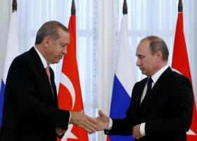 Σήμερα η συνάντηση Πούτιν-Ερντογάν για τους S-400 - Κεντρική Εικόνα