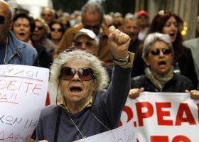Στον δρόμο ξανά οι συνταξιούχοι - Κεντρική Εικόνα