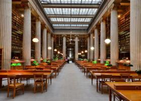 Η Εθνική Βιβλιοθήκη επαναλειτουργεί σταδιακά στη νέα της στέγη - Κεντρική Εικόνα