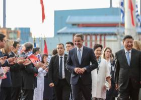 Γερμανικός Τύπος: Η Αθήνα υποδέχεται τον πλούσιο θείο από την Κίνα - Κεντρική Εικόνα