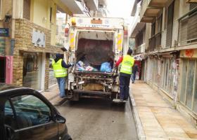 Σοβαρός τραυματισμός σε «σκουπιδιάρικο» που οδηγούσε νεοπροσληφθέντας της 3Κ - Κεντρική Εικόνα