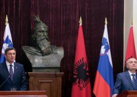 Μπ. Πάχορ: Η Σλοβενία στηρίζει την ευρωπαϊκή πορεία της Αλβανίας - Κεντρική Εικόνα