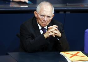 Σόιμπλε: Πίεση για διαρθρωτικές μεταρρυθμίσεις κατά τη γερμανική προεδρία των G20 - Κεντρική Εικόνα