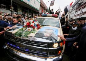 Ιράν: Δεκάδες νεκροί στην κηδεία Σουλεϊμανί - Ποδοπατήθηκαν από το πλήθος (Σκληρό Video) - Κεντρική Εικόνα