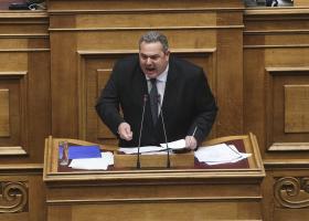 Καμμένος για Σκόπια: Ενταξη στο ΝΑΤΟ μόνο όταν εκπληρώσουν τους όρους της συμφωνίας - Κεντρική Εικόνα