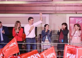 Ισπανία: Το ποσοστό των Σοσιαλιστών ξεπέρασε το 40%, σύμφωνα με δημοσκόπηση - Κεντρική Εικόνα