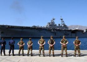 Handelsblatt: Οι ΗΠΑ ενισχύουν την στρατιωτική παρουσία τους στην Ελλάδα - Κεντρική Εικόνα