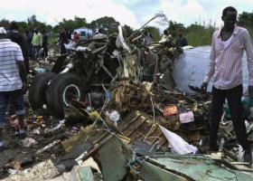 Νότιο Σουδάν: Συντριβή μικρού αεροσκάφους με 19 νεκρούς - Κεντρική Εικόνα