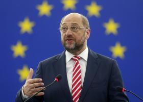 Σουλτς: Την πεποίθηση ότι ως το Eurogroup του Ιανουαρίου, ο λογικός συμβιβασμός για το κοινωνικό πακέτο  - Κεντρική Εικόνα