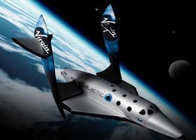 Το Virgin Galactic πέταξε ακόμη ψηλότερα στα σύνορα του διαστήματος με επιβάτη - Κεντρική Εικόνα