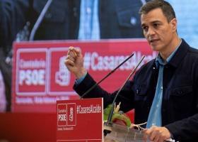 Ισπανία: Ο Σάντσεθ σκέπτεται πρόωρες εκλογές στις 14 Απριλίου - Κεντρική Εικόνα