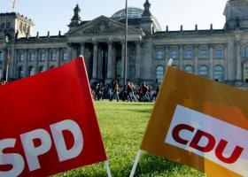 Ώρα αποφάσεων για CDU - SPD - Κεντρική Εικόνα